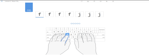 Touch Typing and Dyslexia