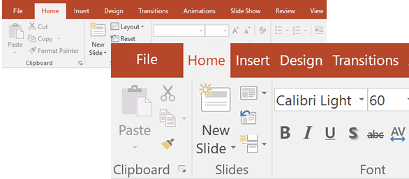 System Font Changer in PowerPoint