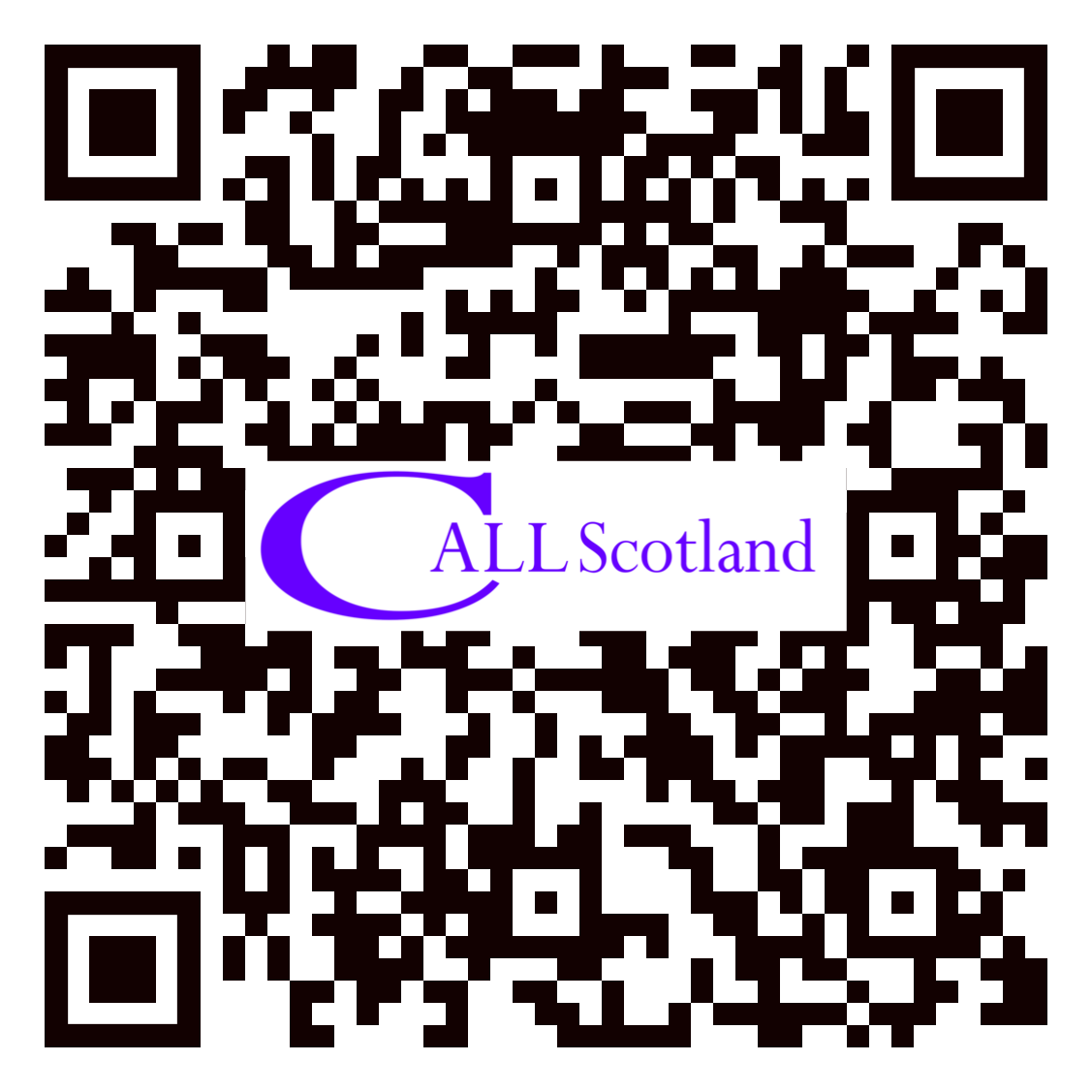 QR code for learning module