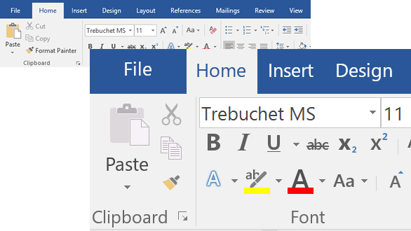 System Font Changer in Word